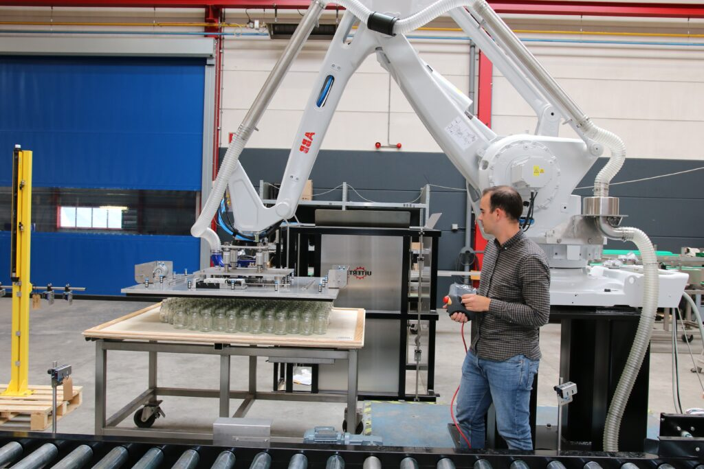 werkenbij vacature robot engineer
